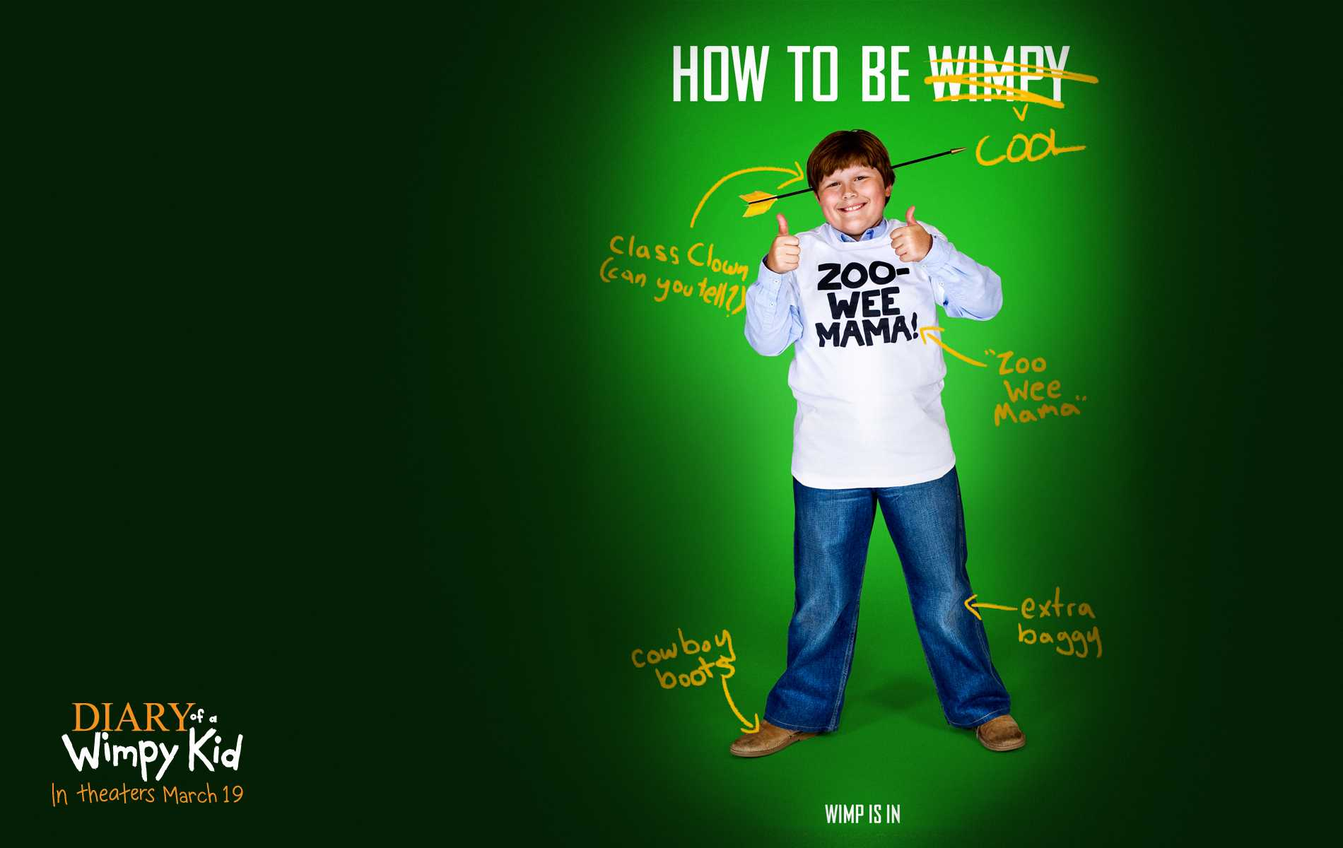 Diary Of A Wimpy Kid  Full Movie Online